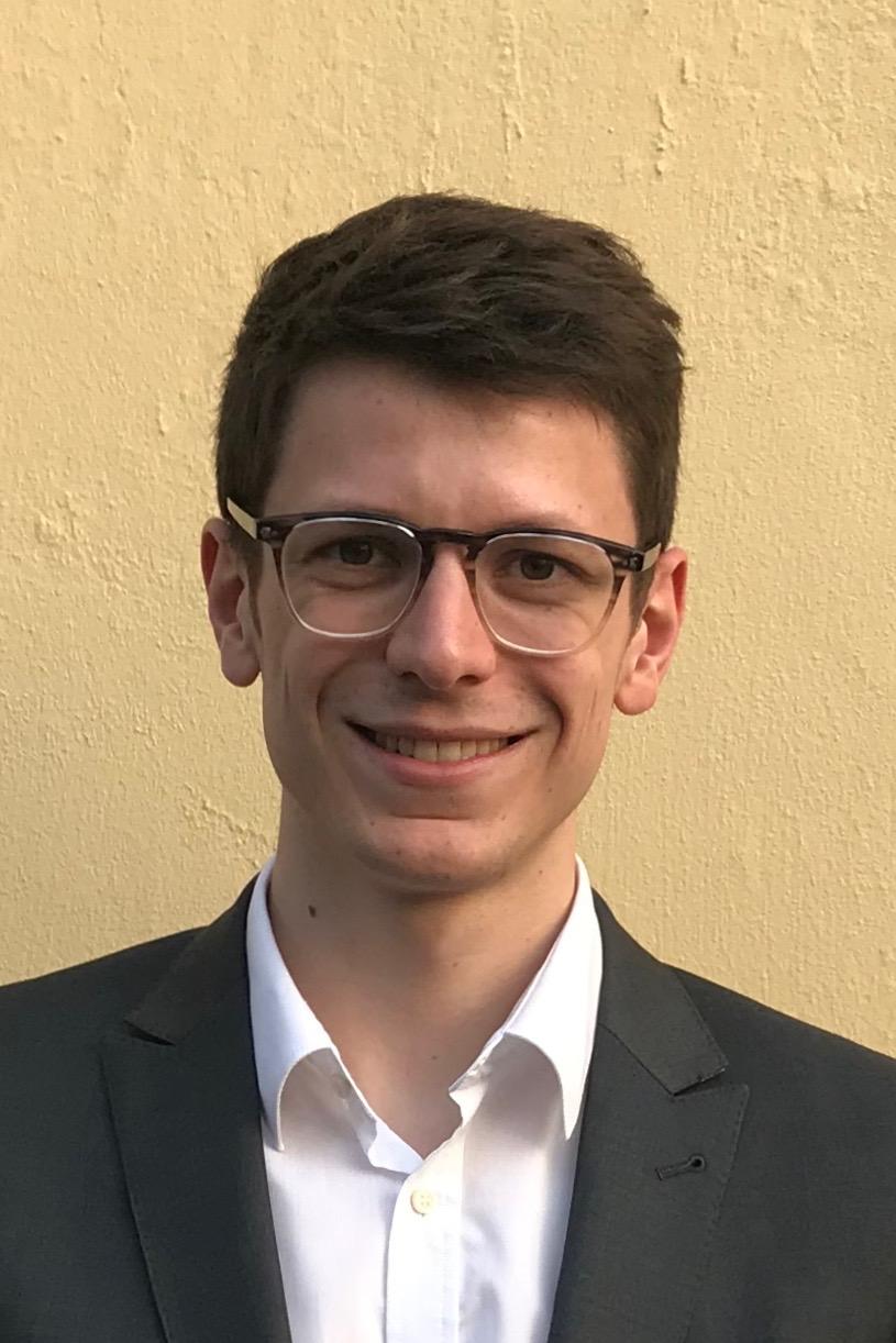 Michel Nentwig (Beisitzer)