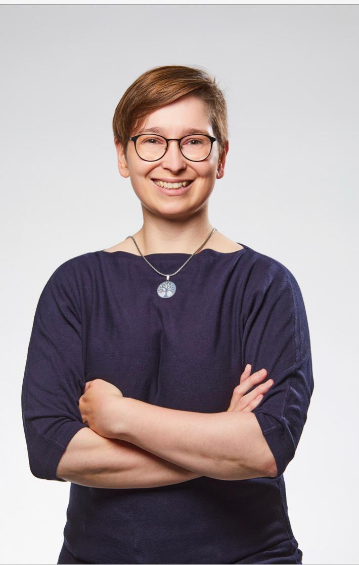 Stefanie Hoffmann (Schriftführerin)