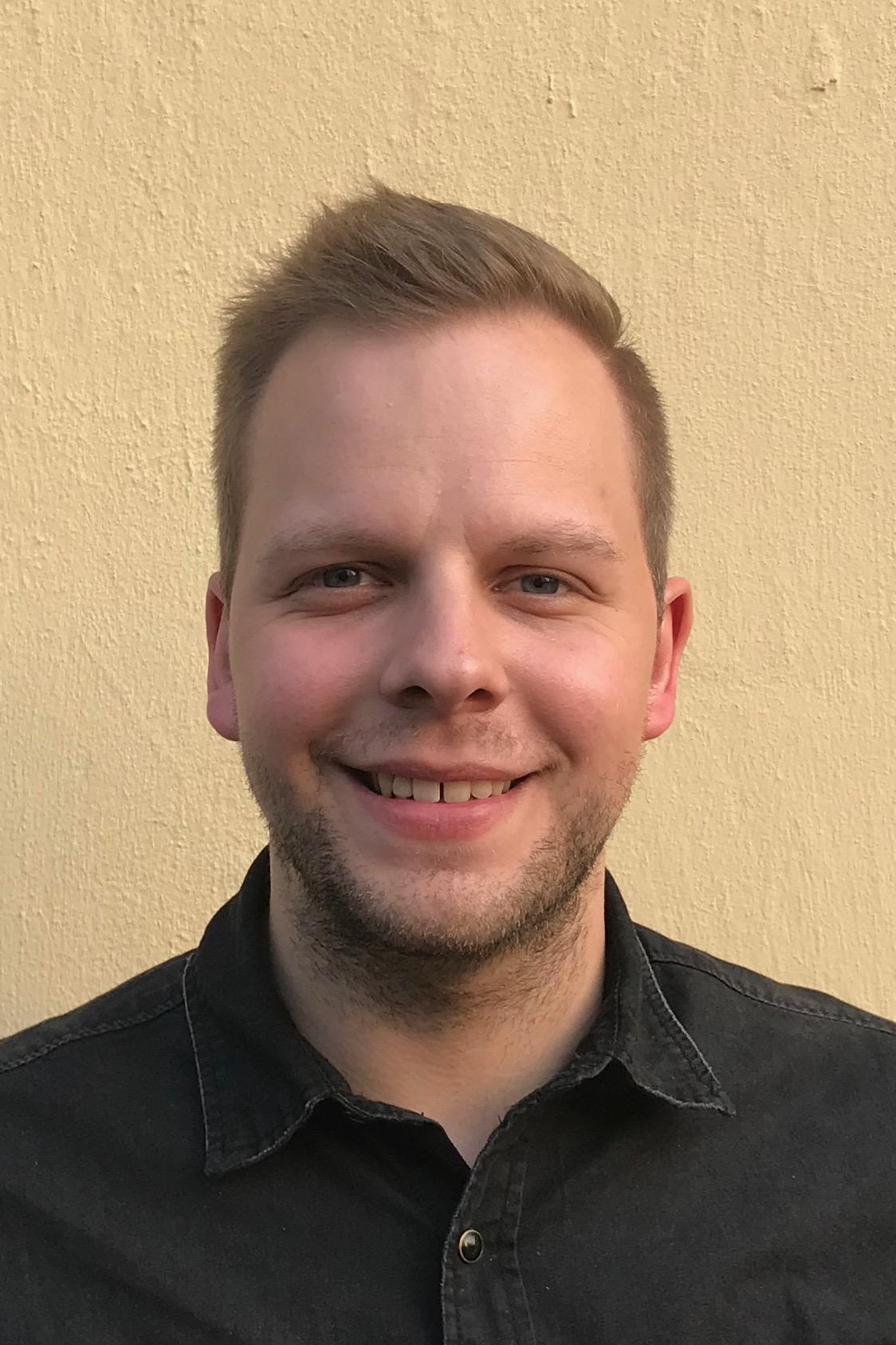 Sebastian Rasche (stellv. Vorsitzender)
